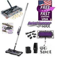 Swivel Cordless Sweeper Floor Carpet Rechargeable Stick Vacuum Cleaner