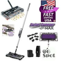 Swivel Cordless Sweeper Floor Carpet Rechargeable Stick Vacuum Cleaner