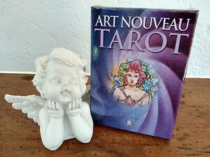 Tarot-Art-Nouveau-grand-Format-neuf-sous-emballage-en-Francais