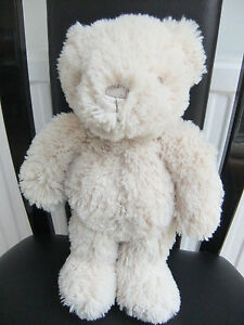 NEXT 10034 OATMEAL TAN SOFT BABY CUDDLY TOY BEIGE BROWN NOSE TEDDY BEAR NEXT XMAS - <span itemprop='availableAtOrFrom'>Leicester Leicestershire, GB, United Kingdom</span> - NEXT 10034 OATMEAL TAN SOFT BABY CUDDLY TOY BEIGE BROWN NOSE TEDDY BEAR NEXT XMAS - Leicester Leicestershire, GB, United Kingdom
