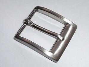 Gürtelschnalle Schließe Schnalle Verschluss  3 cm gold  NEUWARE  rostfrei