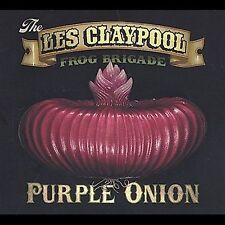 Purple Onion by Les Claypool (CD, Sep-2002, Prawn Song) - Mint! (Primus)