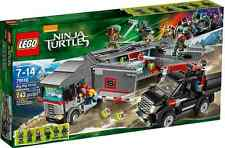 LEGO® Teenage Mutant Ninja Turtles 79116 Big Rig Snow Getaway NEU NEW MISB NRFB