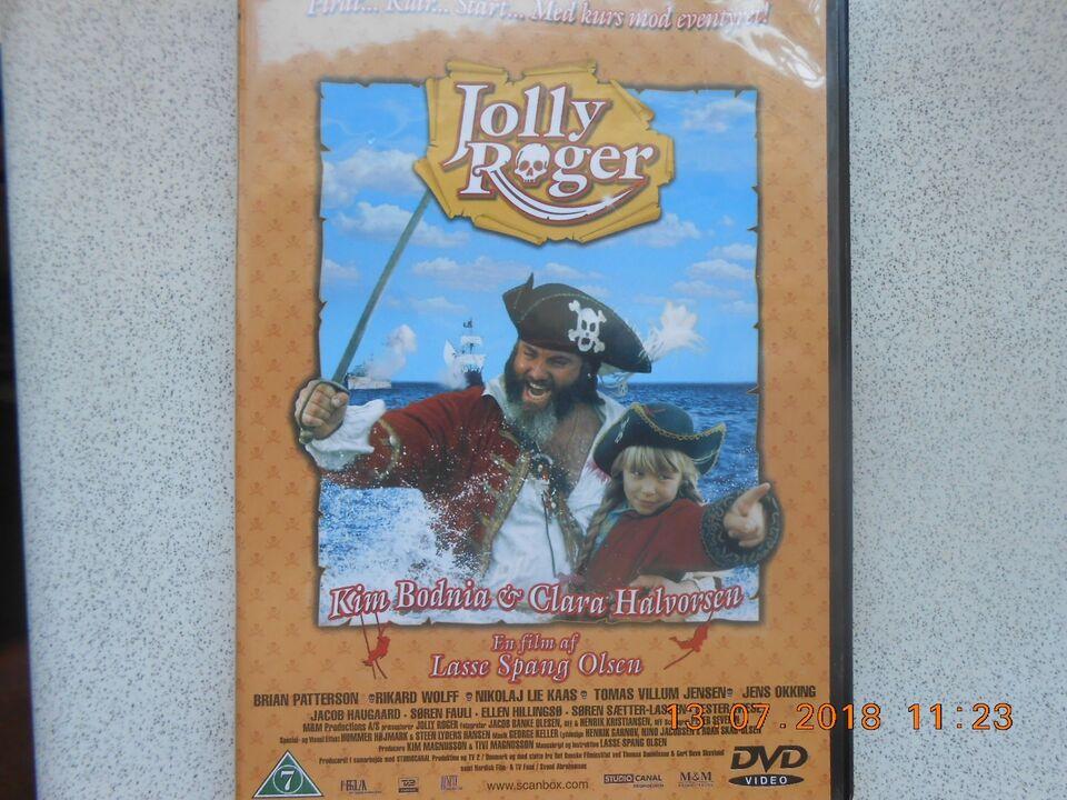Jolly Roager -- 2001, instruktør Kim Bodia , Clars