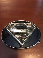 Superman Belt Buckle DC Comics GTO Design Studios