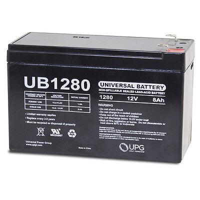 12V 9Ah Sealed Lead Acid Replacement Battery for MarCum LX-5 Multicolor Sonar Unit SLA