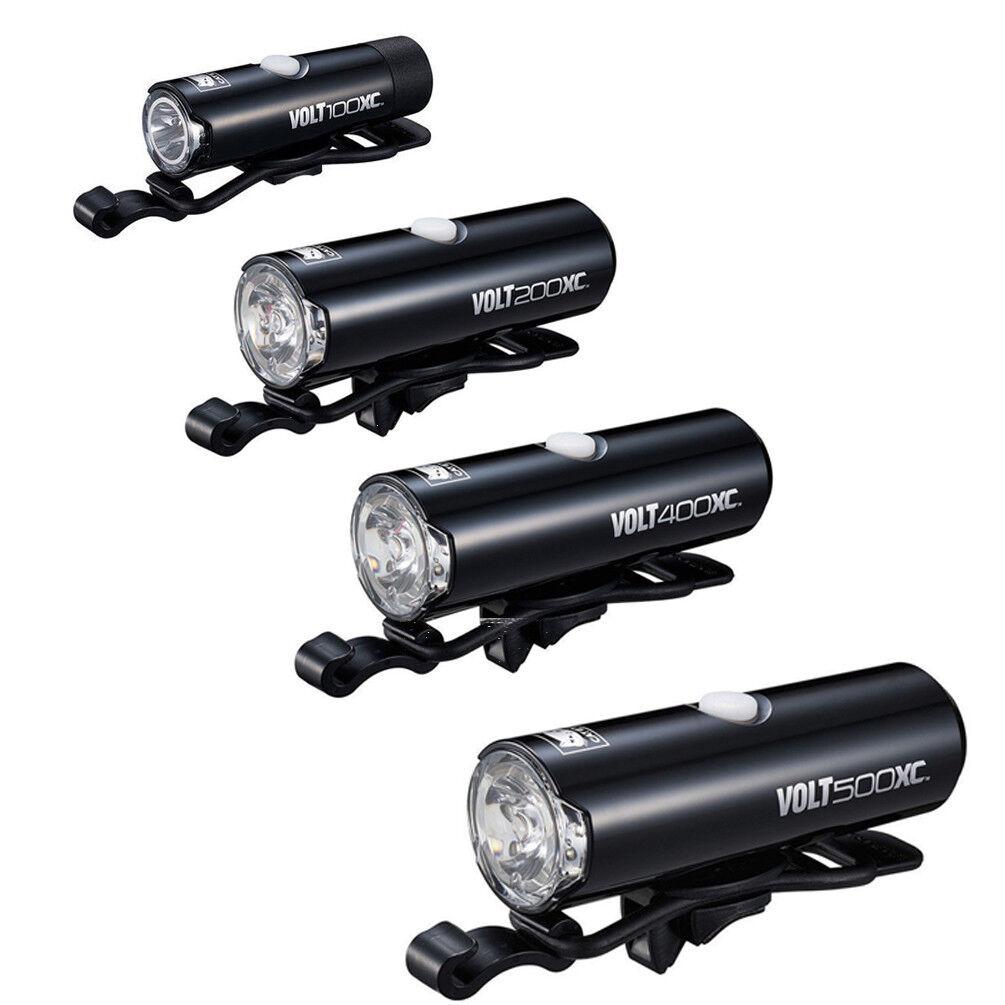 CATEYE Rechargeable Front Headlight Cycling Bike Flashlight LED Lamp Light