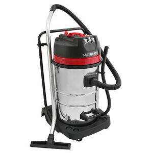 Industrial Wet Amp Dry Vacuum Cleaner Commercial Stainless