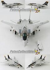 HOBBY MASTER HA5203 F-14A FIGHTER VF-84 Jolly Rogers US NAVY 1977 1/72 Die-Cast