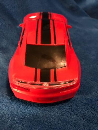 Rouge Nouveau Totalement Cool Toys Transforming Robot jouet voiture