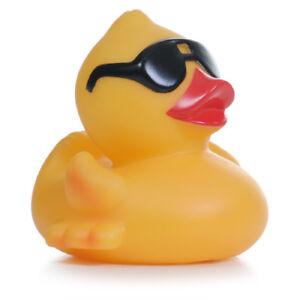 Essentials Bath Cool Pool DuckFun Toy Or Sunglasses Rubber Sunny PwOkTXiuZ