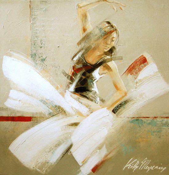 Kitty Meijering  Dance Fusion II danse terminé-image 70x70