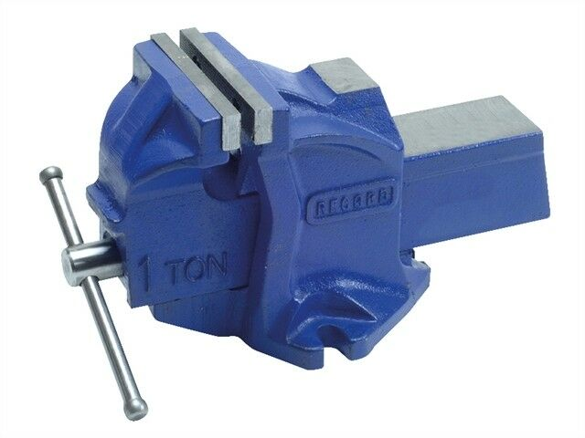 1ton-e Workshop Vice 100mm (4in) - Vices - REC1TONE
