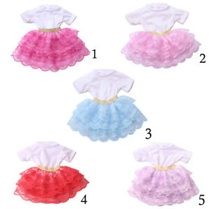18inch-Girl-Doll-Princess-Skirt-for-American-Doll-Clothing-Accs-Kids-Gifts