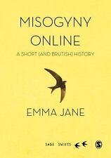 MISOGYNY ONLINE - JANE, EMMA A.