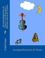 Acompanhamentos de Piano e Em Duo para o Metodo Inicial de Violino by Carla...