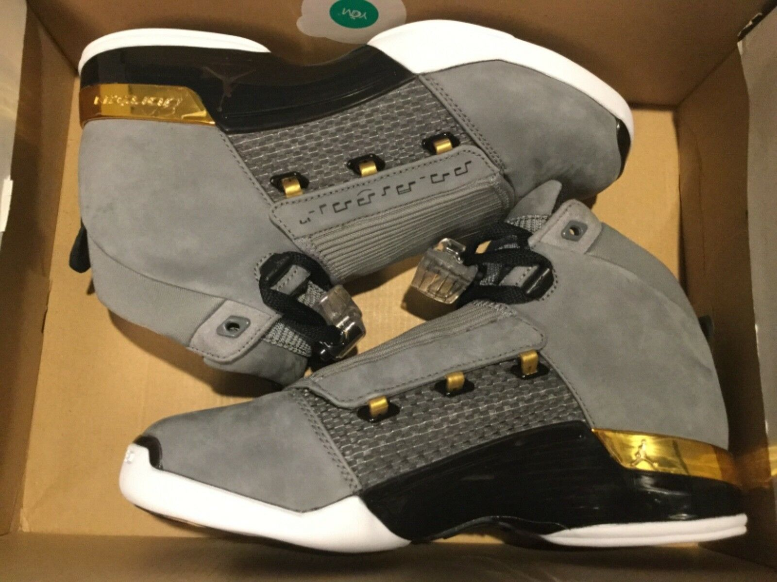 Nike Air Jordan 17 XVII Retro Trophy Room Shoes sneakers AH7963-023 Sz 7.5