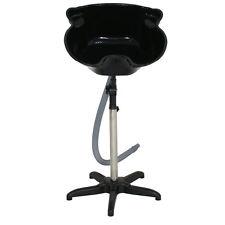Portable Shampoo Sink Rinse Basin Hair Stylist Hairdresser Wash Bowl Salon Tub