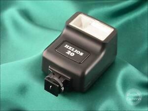 Helios 20 Flash Gun - VGC - 301