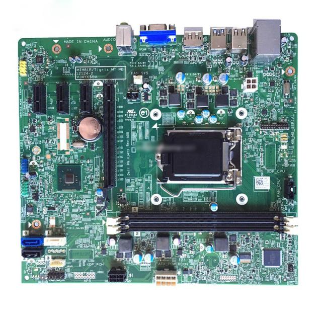 Dell  3020 DIH81R//Tigris LGA1150 i3//5//7-4xxx SFF CPU Motherboard WMJ54 4YP6J