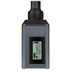 Sennheiser-SKP-100-G4-Plug-On-Transmitter-Microphone-Band-A-516-558-MHz