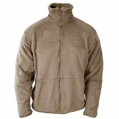 Propper Gen III Fleece Jacke Us Army Milspec Jacket Tan LL Large Long