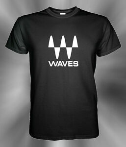 Details about WAVES AUDIO PLUGINS TSHIRT Size S M L XL 2XL 3XL