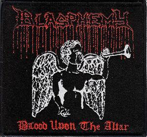 Blasphemy-Blood-Upon-The-Altar-Patch-Black-Death-Metal-Bathory-Venom-Archgoat