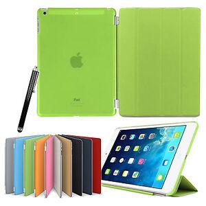 elegante-in-pelle-LIBRO-Supporto-pieghevole-Custodia-cover-per-iPad-2-3-4-AIR