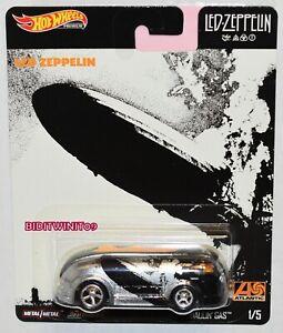 2020 Real Riders Hot Wheels Pop Culture Led Zeppelin Haulin/' Gas 1//5