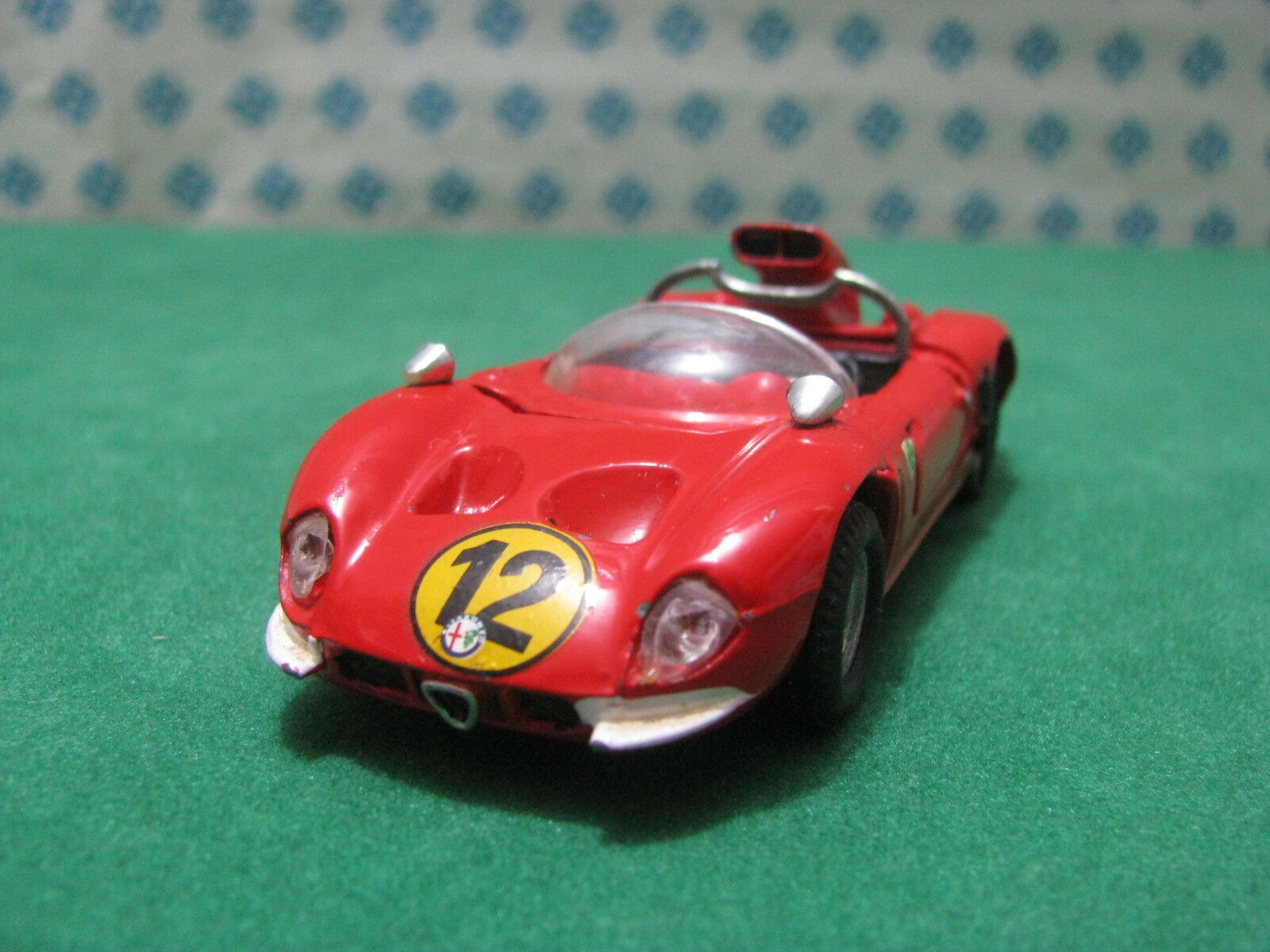 Vintage-Alfa Romeo 33 2 Araña 2000cc Sport - 1 43 Mercury Art.64