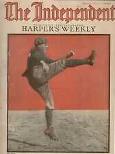 The Independent - Herbert Reed on Cover - 1916