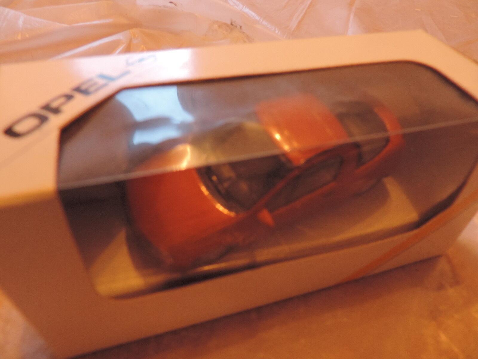 OPEL TIGRA A Schuco 1 43 no OPC GTC en boite