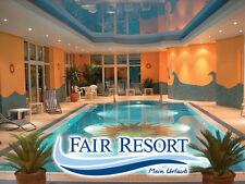 5TAGE WELLNESS ALL INCLUSIVE RELAXURLAUB in THÜRINGEN im RESORT HOTEL Pool Sauna