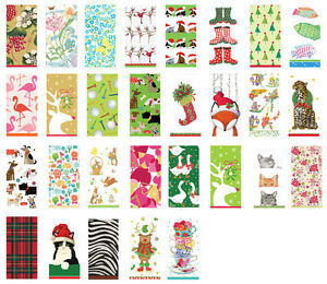 Pocket Size Packs NUTCRACKER PAPER TISSUES Stocking Filler//Secret Santa Gift