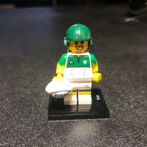 71025 LEGO Minifigures Series 19 Rugby Player