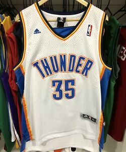 new product dde4e 2f1a7 Details about Kevin Durant Oklahoma City OKC NBA Jersey