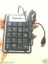 USB Numeric Keypad / keyboard For Laptop and desktop