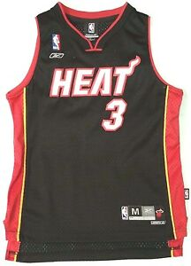 41943b0da Dwyane Wade Miami Heat Reebok NBA swingman jersey youth sz M (10-12 ...