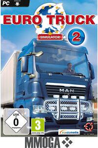 Euro Truck Simulator 2 Key - STEAM Code - PC Standard Version - ETS II [DE/EU]
