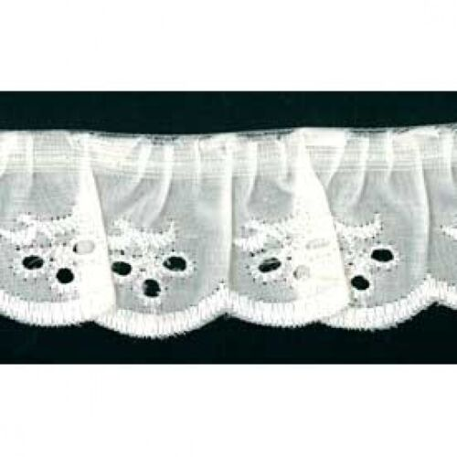 Réunis Broderie Anglaise Dentelle Tailler DC20450F-M