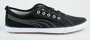 cc1d3c96cc1206 Das Bild wird geladen Puma-Schuhe-Kreta-349240-05-Schwarz