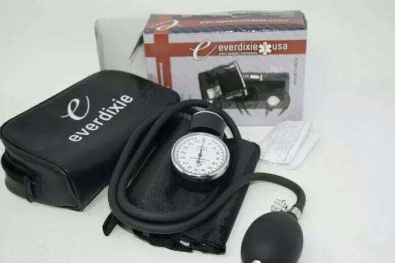 Everdixie USA Aneroid Sphygmomanometer Bp Cuff 20-300MMHG Aneroid Adult