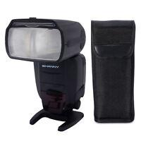 Shanny Sn600c Camera Speedlite Flashgun Flash 1/8000s For Canon Ettl/m/multi Hss
