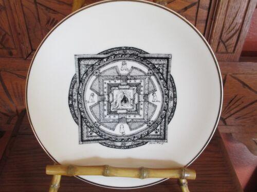 Tibetan Terrier Health and Welfare Jane Reif Commemorative Porcelain Plate