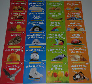Lot Set 6 Guided Reading Level E Books First Step Nonfiction ROOTS 1st Grade 1