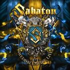 Swedish Empire Live by Sabaton (DVD, Sep-2013, 2 Discs, Nuclear Blast)