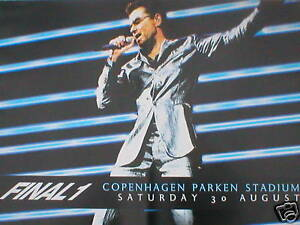 GEORGE-MICHAEL-final-1-OFFICIAL-ex-tour-POSTER-70-x-50-WHAM-rare-ORIGINAL