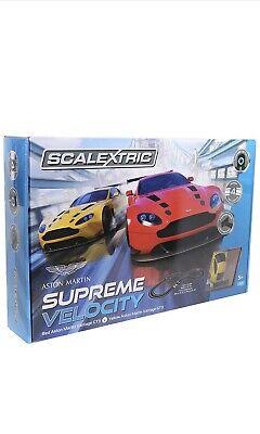 Scalextric Supreme Velocity Aston Martin Vantage Gt3 Bnib Ebay