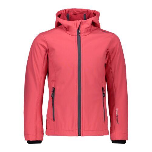 CMP Softshelljacke 3a29385n Girl Jacket Softshell fille veste rose polaire